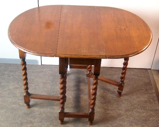 ゲートレッグ テーブル,アンティーク 家具,テーブル・ダイニングセット