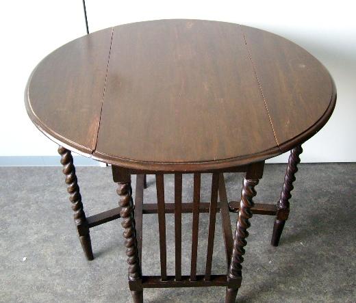 ゲートレッグ・テーブル アンティーク 家具 テーブル・ダイニングセット