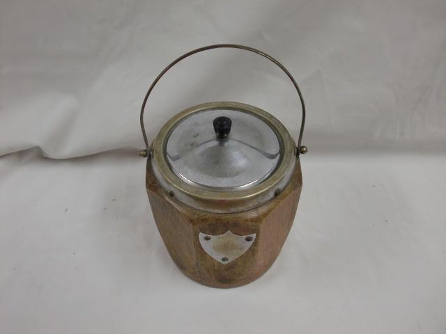 アイス バレル/ビスケット バレル(樽型容器)