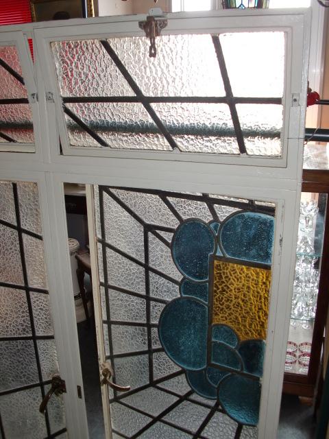 ステンド ウィンドウ セット アンティーク 建材 ステンドグラス