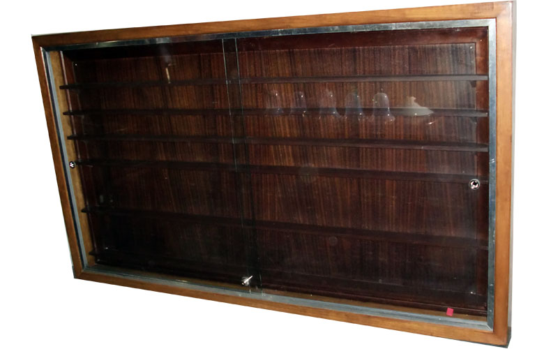 アンティーク 家具 キャビネット・ショーケース 壁掛け キャビネット