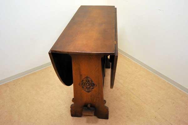 アンティーク 家具 テーブル・ダイニングセット バタフライ テーブル