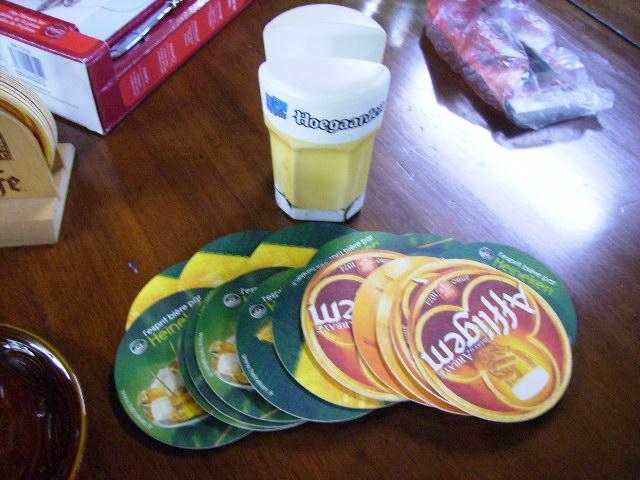 雑貨(パブ・グッズ) テーブル用品 コースターセット