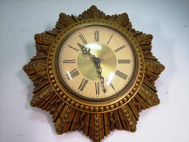 ビンテージ/コレクタブル 時計 Smith 掛時計