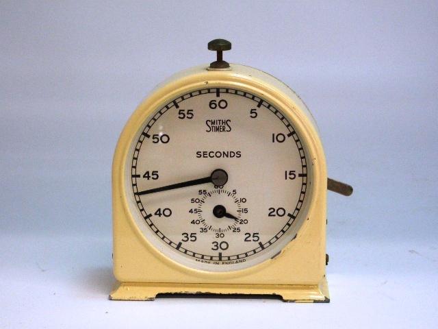 Smith ストップウォッチ ビンテージ/コレクタブル 時計