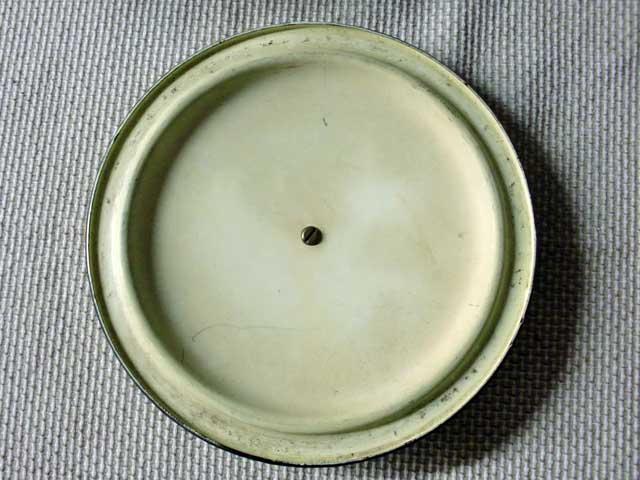 雑貨(キッチン) ホウロウ(エナメル) ホウロウ 鍋 蓋付き クリーム色