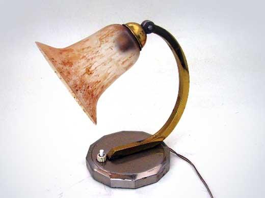 アンティーク 照明 ランプ(すでに組み合わせられている照明) デコ スタンドランプ