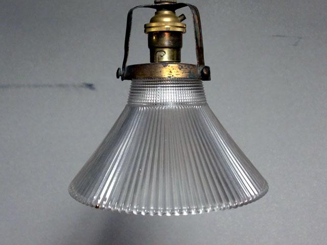 アンティーク 照明 シェード シェード クリア 2個セット