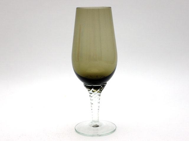 アンティーク ガラス その他 箱付き 未使用 シャンパングラス
