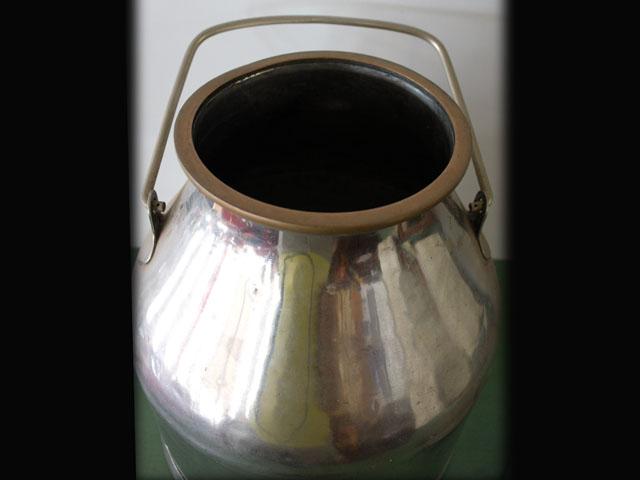 雑貨(キッチン) キッチン用品 ミルク缶