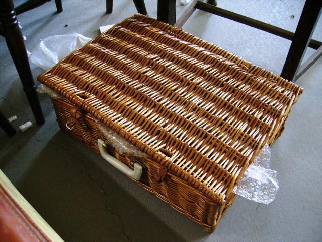 ピクニック セット Sirram 雑貨(道具・ガジェット) トランク/ピクニック