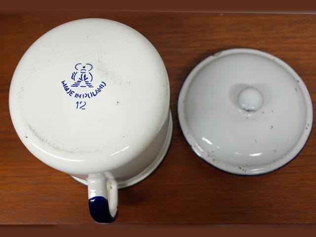 雑貨(キッチン) ホウロウ(エナメル) ホウロウ 容器(蓋付き)