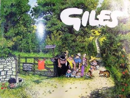 雑貨(ホビー) 本・マガジン Giles ブック 1979
