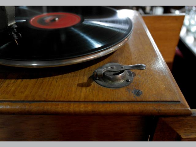 ビンテージ/コレクタブル 機械もの 蓄音機