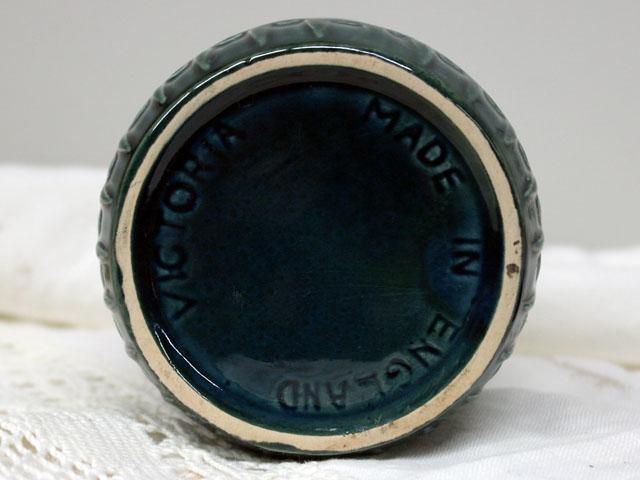 雑貨(キッチン) 雑貨陶器 VICTORIA  シュガーポット