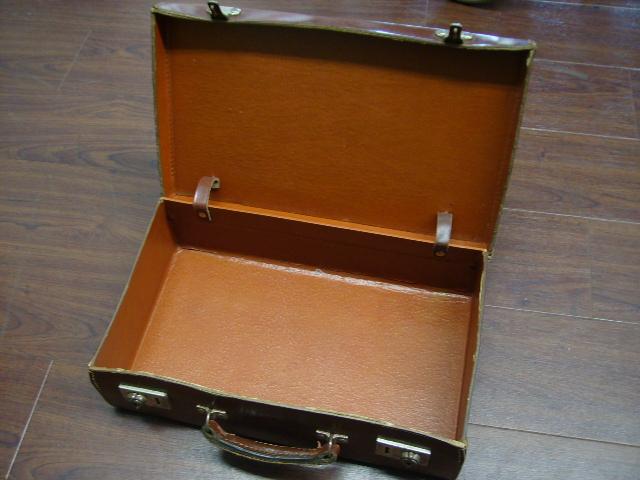 雑貨(道具・ガジェット) トランク/ピクニック トランクケース(小)