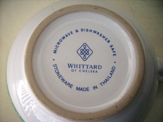 雑貨(キッチン) 雑貨陶器 ウィッタード マグカップ グリーン 1客 3980円