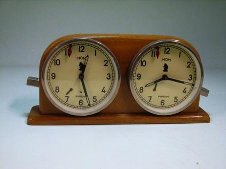ツイン クロック・ チェス用,アンティーク 時計,時計 アンティーク/ビンテージ