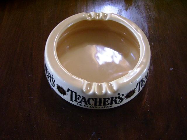 雑貨(パブ・グッズ) 灰皿 灰皿 (Tearcher's)