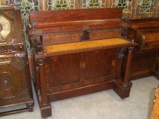 ピアノ ビューロー アンティーク 家具 デスク・ビューロー