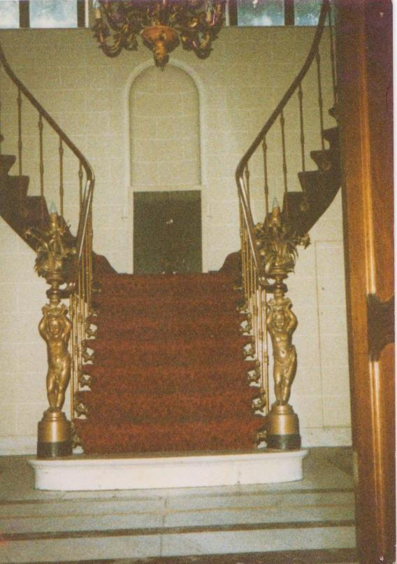 階段,アンティーク 建材,建材その他