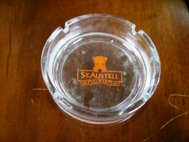 雑貨(パブ・グッズ) 灰皿 灰皿 (St. Austrell)