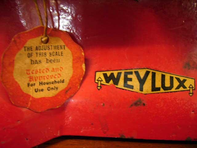 雑貨(キッチン) キッチン用品 WEYLUX キッチンスケール