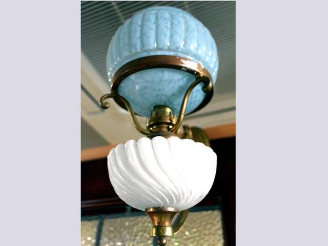 アンティーク 照明 ランプ(すでに組み合わせられている照明) ウォールランプ 2個セット アールデコ