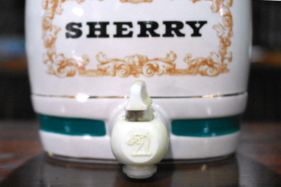 雑貨(パブ・グッズ) カウンター用品 リカー ディスペンサー (SHERRY)