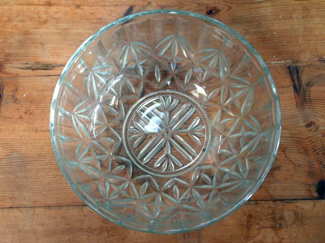 雑貨(キッチン) テーブル&キッチンウェア クリアガラス フルーツボール