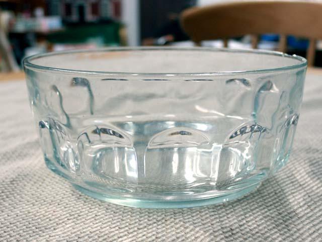雑貨(キッチン) テーブル&キッチンウェア ガラスボール(大)