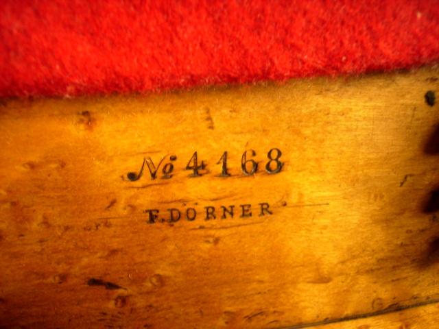 アンティーク 家具 その他 グランドピアノ Goldene Medaille  F.DOERNER/STUTTGART