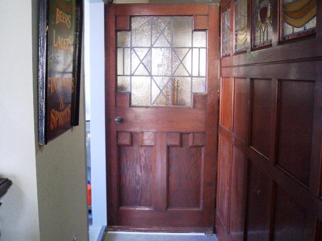アンティーク 建材 ドア ドア オーク
