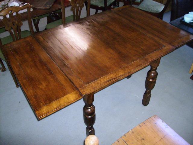 ドローリーフテーブル,アンティーク 家具,テーブル・ダイニングセット