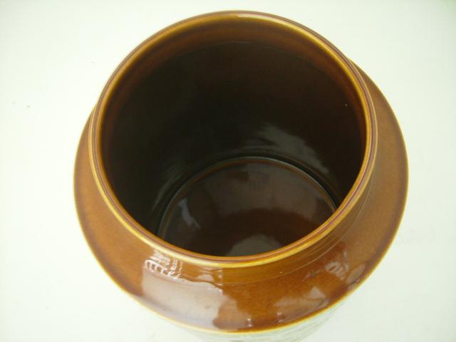 雑貨(キッチン) 雑貨陶器 ホーンジー (Hornsea) ジャー Heirloom
