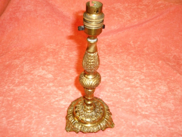 アンティーク 照明 ランプ用ブラケット(テーブル・ウォール用等) スタンドランプ