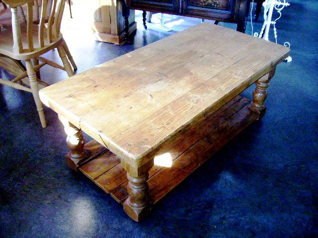 アンティーク 家具 テーブル・ダイニングセット テーブル オールドパイン