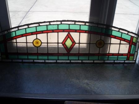 ステンドグラス アンティーク 建材 ステンドグラス