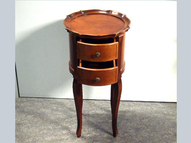 アンティーク 家具 テーブル・ダイニングセット ベッドサイド・テーブル ペア