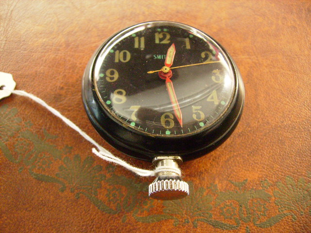 Smith ポケット・ウォッチ 未使用 ビンテージ/コレクタブル 時計