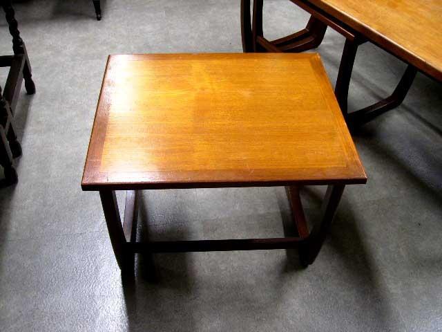 アンティーク 家具 テーブル・ダイニングセット ネストテーブル ミッドセンチュリー