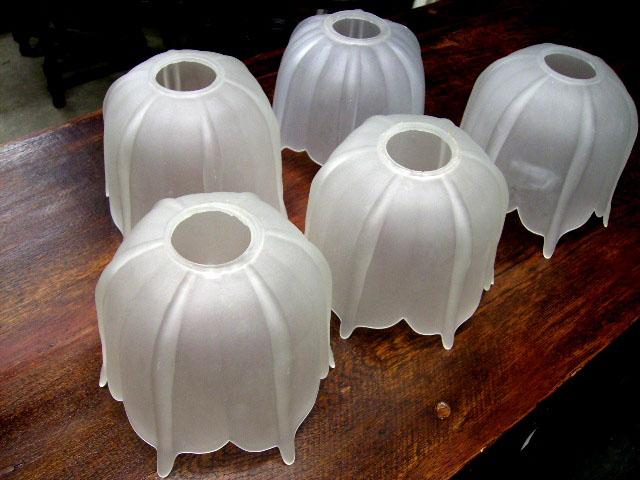 アンティーク 照明 シェード シェード ホワイト 1個 5800円