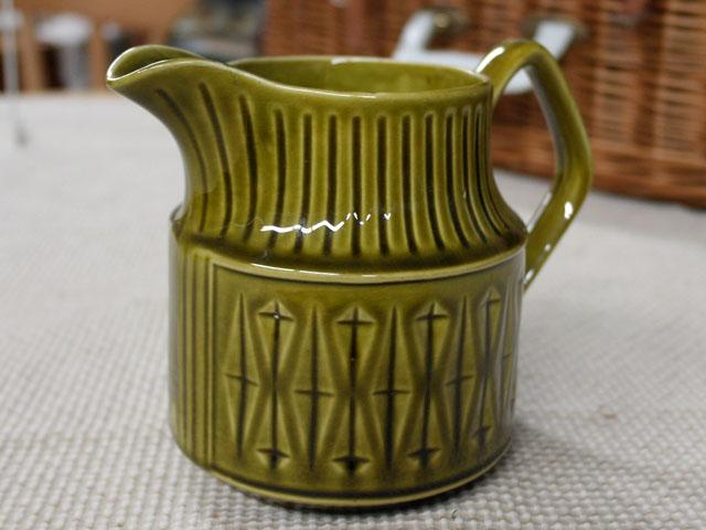 雑貨(キッチン) 雑貨陶器 サドラー(SADLER) ミルクジャグ