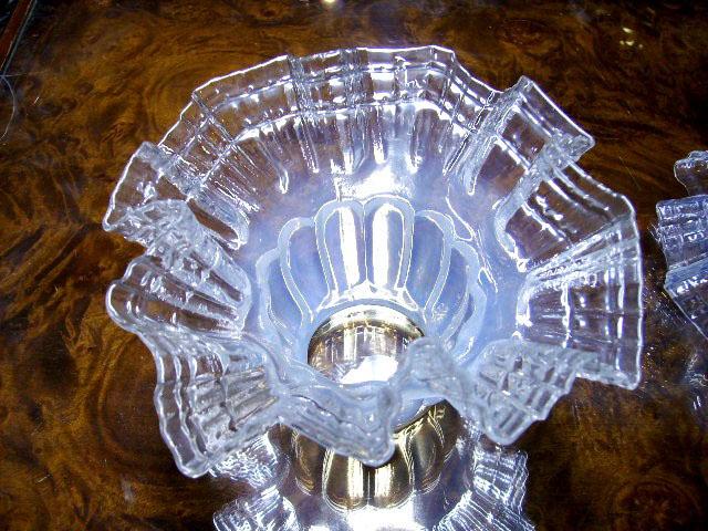 アンティーク 照明 シェード シェード フリル 2個セット