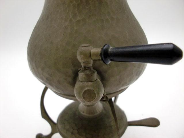 アンティーク その他 銀・銅製品ほか コーヒーメーカー