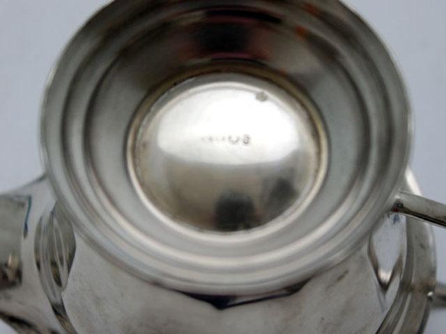 アンティーク その他 銀・銅製品ほか ミルクジャグ