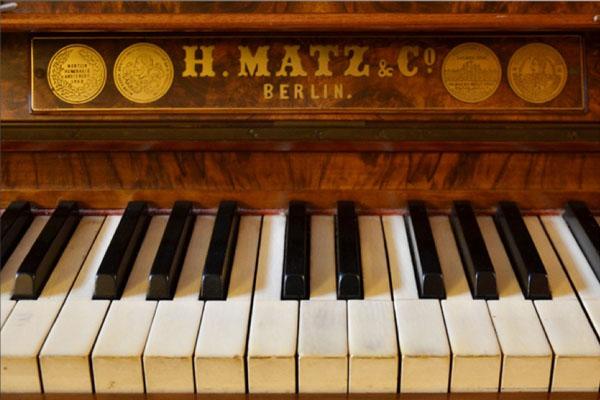 アンティーク 家具 その他 アップライト ピアノ H MATZ&Co.