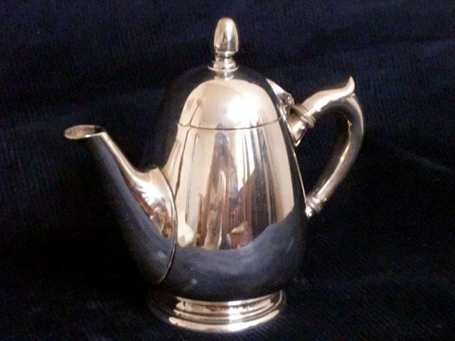 アンティーク その他 銀・銅製品ほか シルバープレート ミルクポット