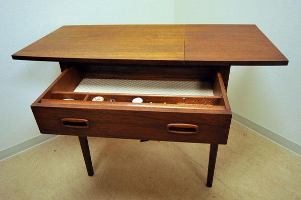アンティーク 家具 その他 ソーイングテーブル