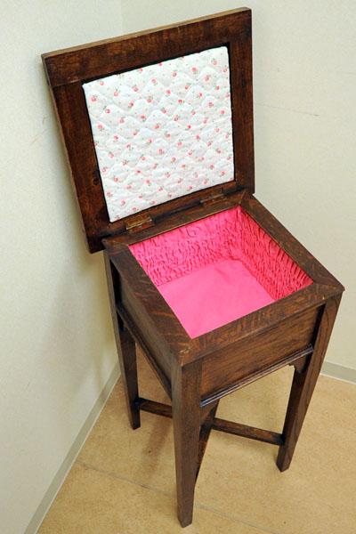 アンティーク 家具 テーブル・ダイニングセット ソーイング テーブル